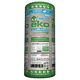 Knauf Eko Roll Loft insulation roll, (L)4.83m (W)1.14