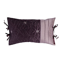 Chartwell Amy Floral Plum Cushion