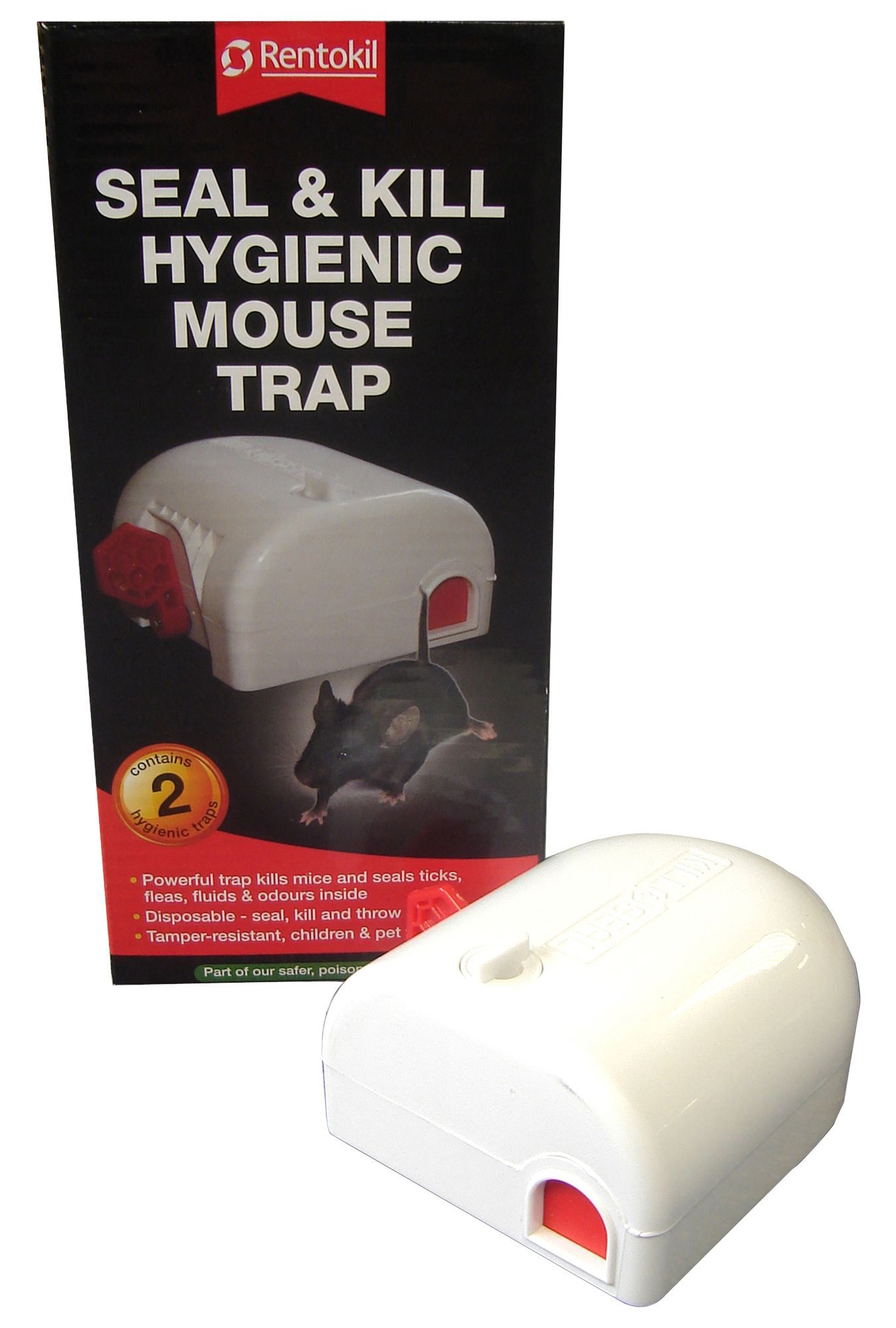 Rentokil Trap Mouse Control 280G | Departments | DIY at B&Q