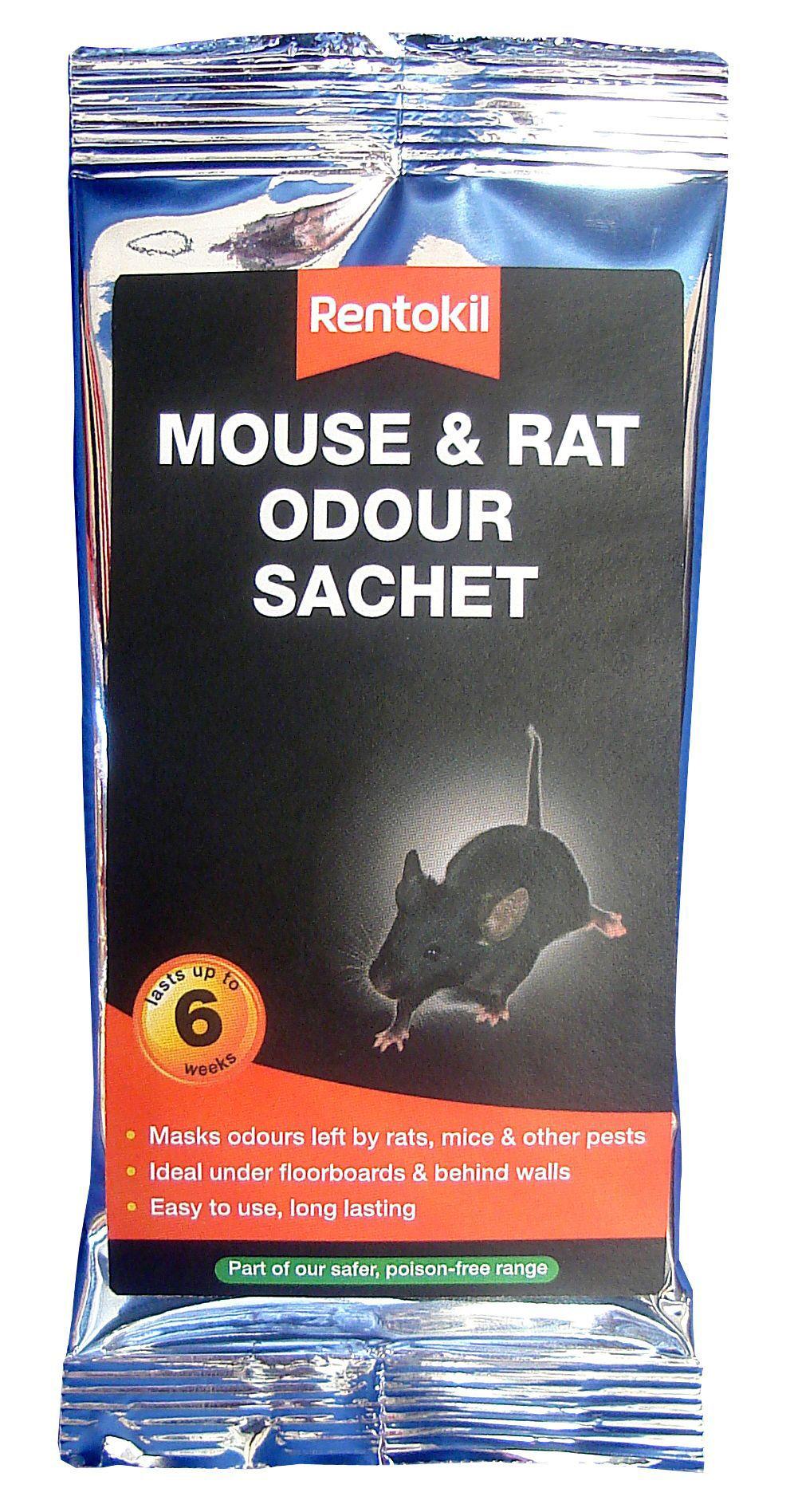 Rentokil Mouse /& Rat Odour Sachet.