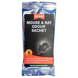 Rentokil Rodent Odour Eliminator Sachet 20G
