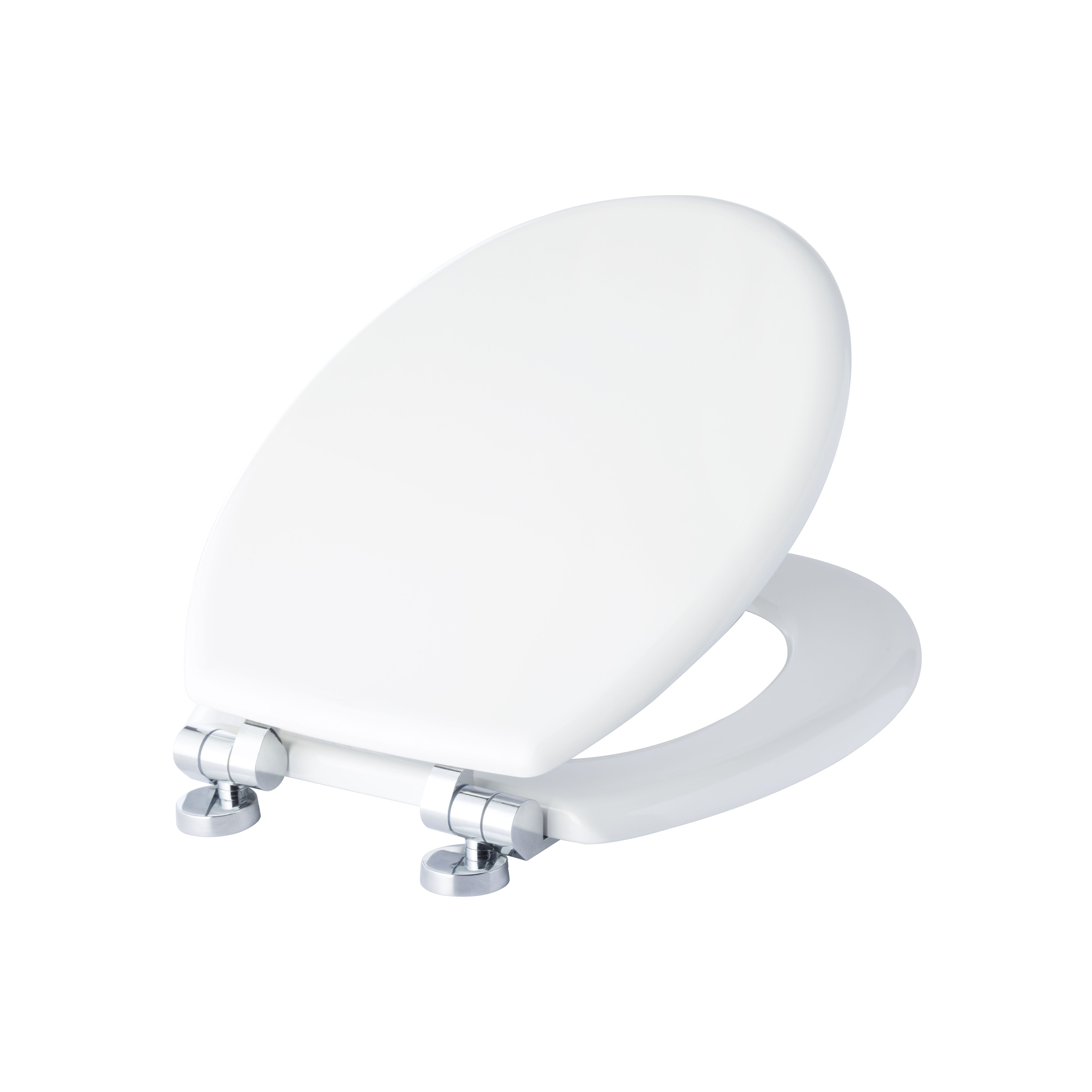 Stupendous Bemis Hartford White Painted Wood Soft Close Toilet Seat Departments Diy At Bq Creativecarmelina Interior Chair Design Creativecarmelinacom