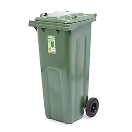 Blooma Green Wheelie Bin