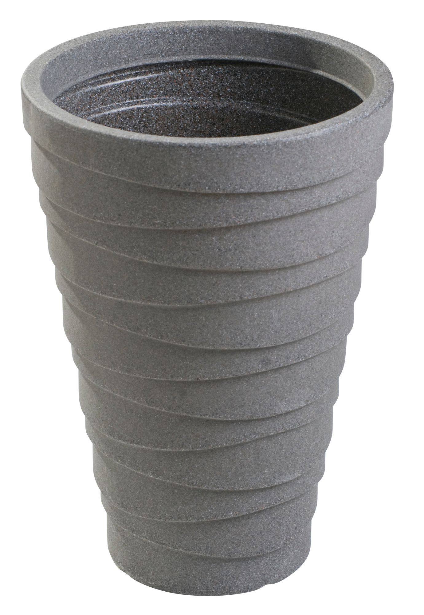 Trojan Round Plastic Pot H 560mm Dia 380mm Departments