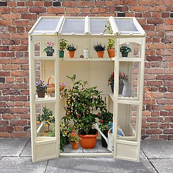 Forest Garden Styrene Greenhouse