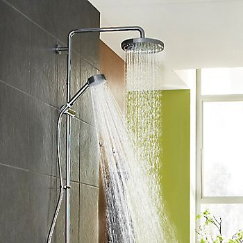 thermostatic fixed shower heads