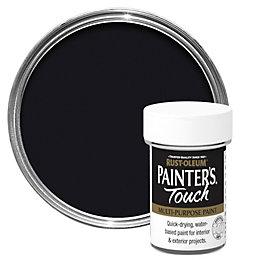 Rust-Oleum Painter's touch Black Gloss Multipurpose paint