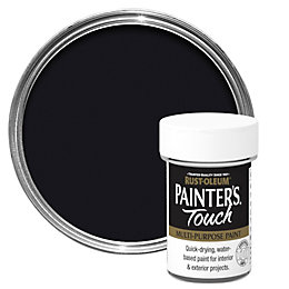 Rust-Oleum Painter's Touch Interior & Exterior Black Matt