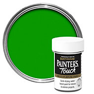 Rust-Oleum Painter's touch Bright green Gloss Multipurpose paint 0.02L