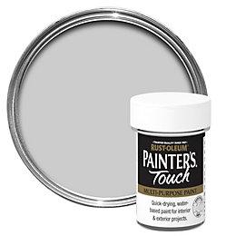 Rust-Oleum Painter's touch Light grey Gloss Multipurpose
