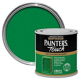 Rust-Oleum Painter's touch Green Gloss Multipurpose paint