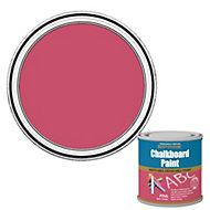 Rust-Oleum Pink Matt Chalkboard paint 250 ml