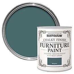 Rust-Oleum Rust-Oleum Belgrave Chalky Matt Furniture Paint 750