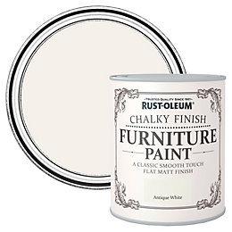 Rust-Oleum Rust-Oleum Antique White Flat Matt Furniture Paint