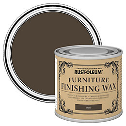Rust-Oleum Dark Matt Furniture finishing wax 125 ml