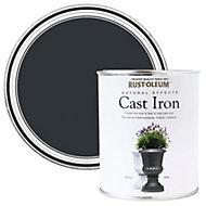 Rust-Oleum Cast iron Matt Natural effect paint 250 ml