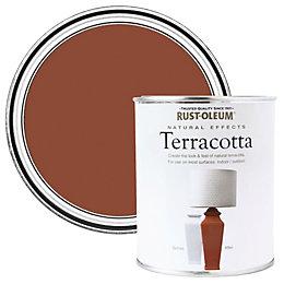 Rust-Oleum Terracotta Matt Natural effect paint 250 ml