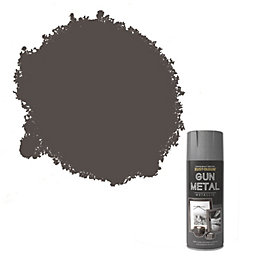 Rust-Oleum Gun Metal Metallic Spray paint 400 ml