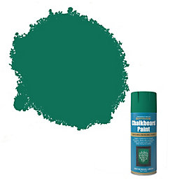 Rust-Oleum Chalkboard Old school green Matt Chalkboard spray