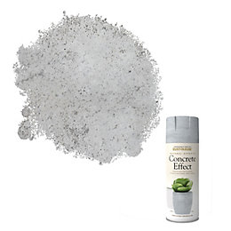 Rust-Oleum Natural Effects Concrete Textured Effect Matt Spray