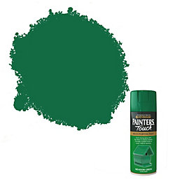Rust-Oleum Painter's touch Meadow green Gloss Decorative