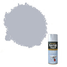 Rust-Oleum Painter's touch Winter Grey Gloss Decorative spray