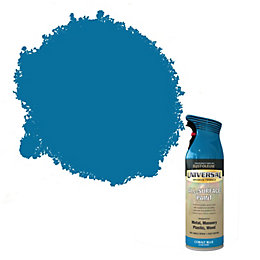 Rust-Oleum Universal Cobalt blue Gloss All-surface spray paint