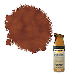 Rust-Oleum Universal Copper Hammered Effect Hammered All-Surface