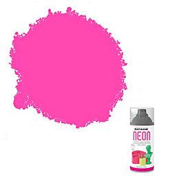 Rust-Oleum Neon Pink Matt Spray paint 150 ml