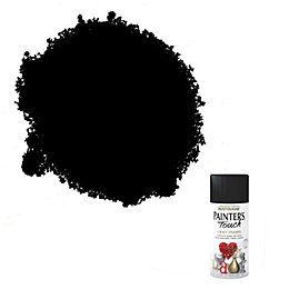Rust-Oleum Painter's touch Black Matt Decorative spray paint