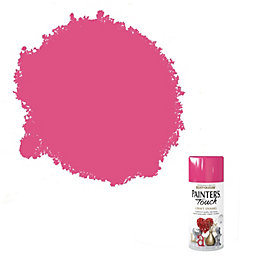 Rust-Oleum Painter's touch Blossom pink Gloss Decorative
