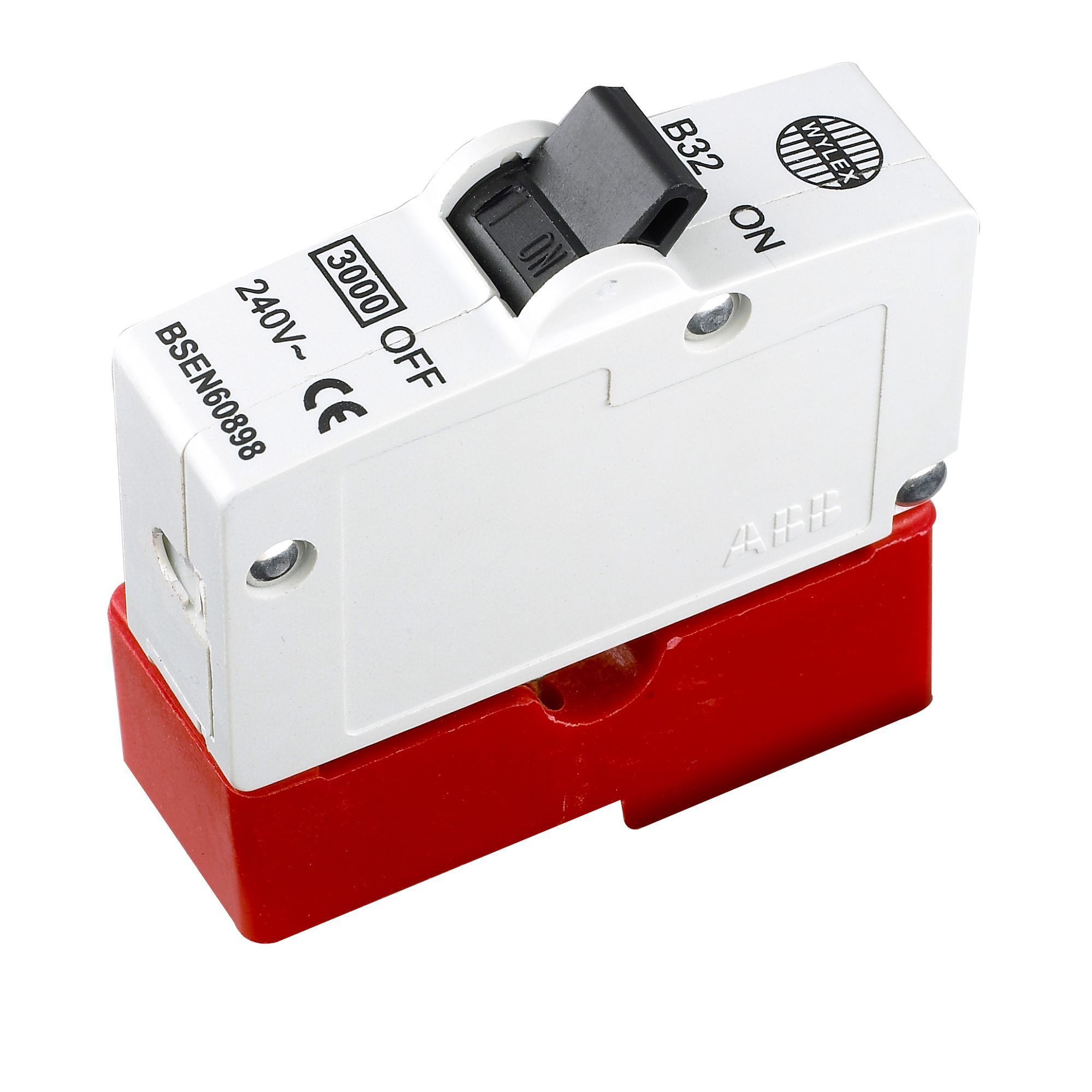 Wylex 32A Miniature circuit breaker | Departments | DIY at B&Q.