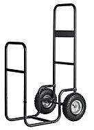 Shelterlogic Heavy Duty Wood Moving Cart, (Max. Weight) 113kg