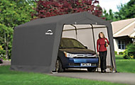 20x10 Shelterlogic Peak Tubular steel frame Auto Shelter