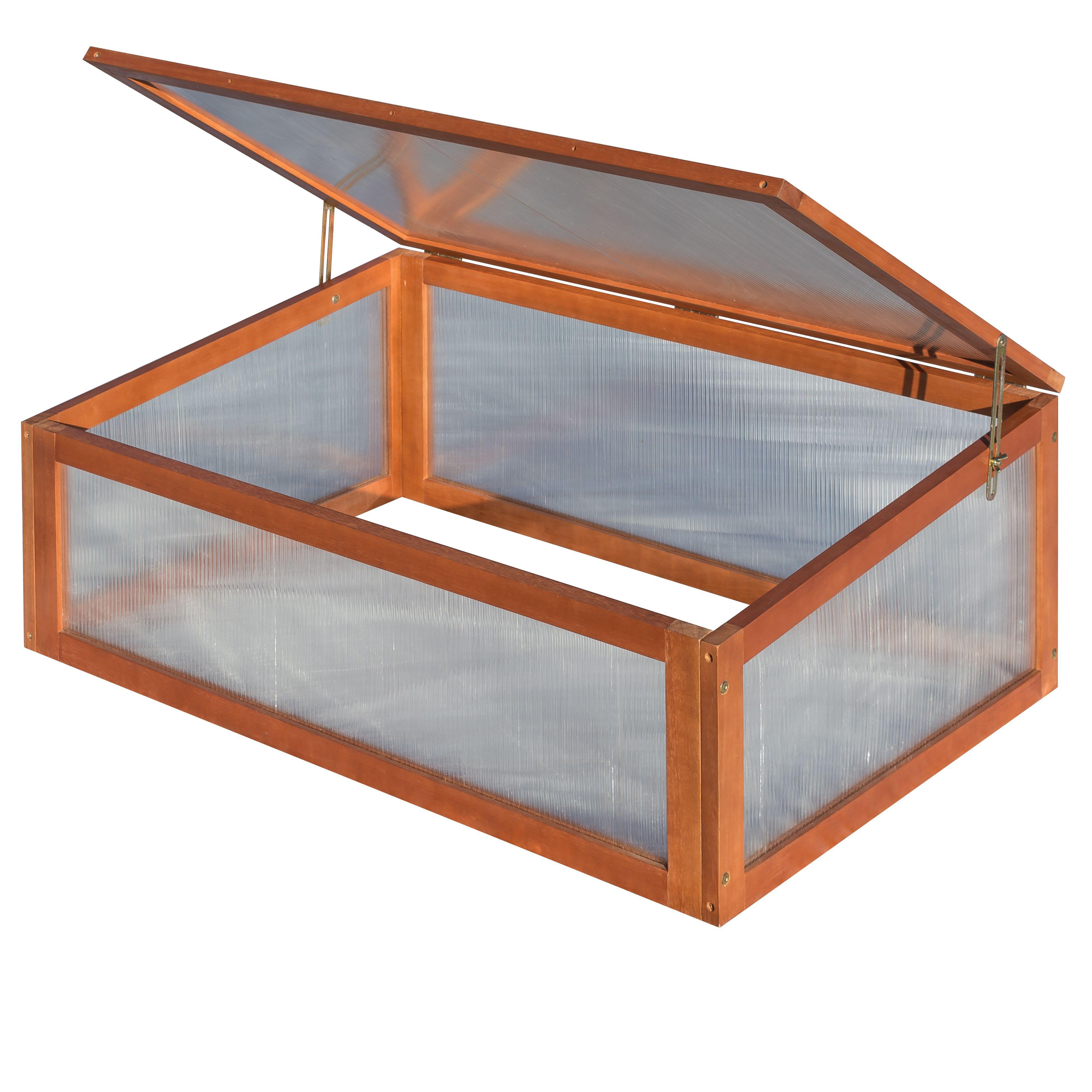 Rowlinson Hardwood Cold Frame