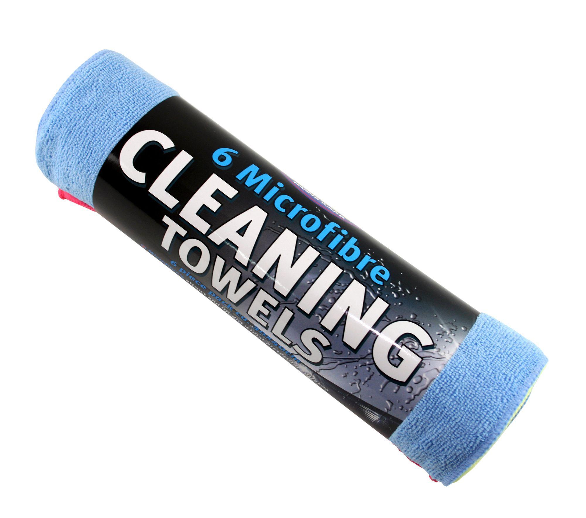 Microfibre Buffing Towel Kent Car Care