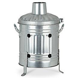Steel 15L Incinerator (H)450mm (W)330mm