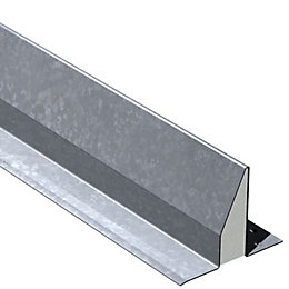 Expamet Galvanized steel Lintel (L)2.1m (W)264mm