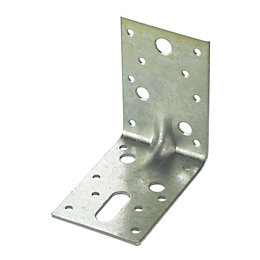 Expamet Heavy Duty 90mm Angle Bracket, Pack of