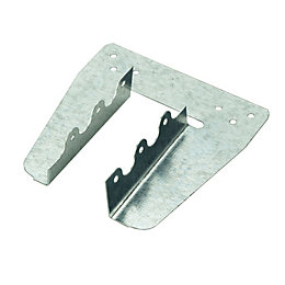 Expamet Galvanised Steel Truss Clip, Pack of 10