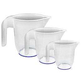 Thumbs Up Sure Grip Measuring jug, Set of