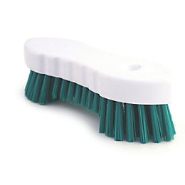 Bentley Green Scrub Brush (W)300mm