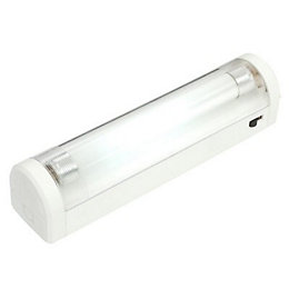 Masterlite Battery powered LED Cabinet light (L)167mm IP20