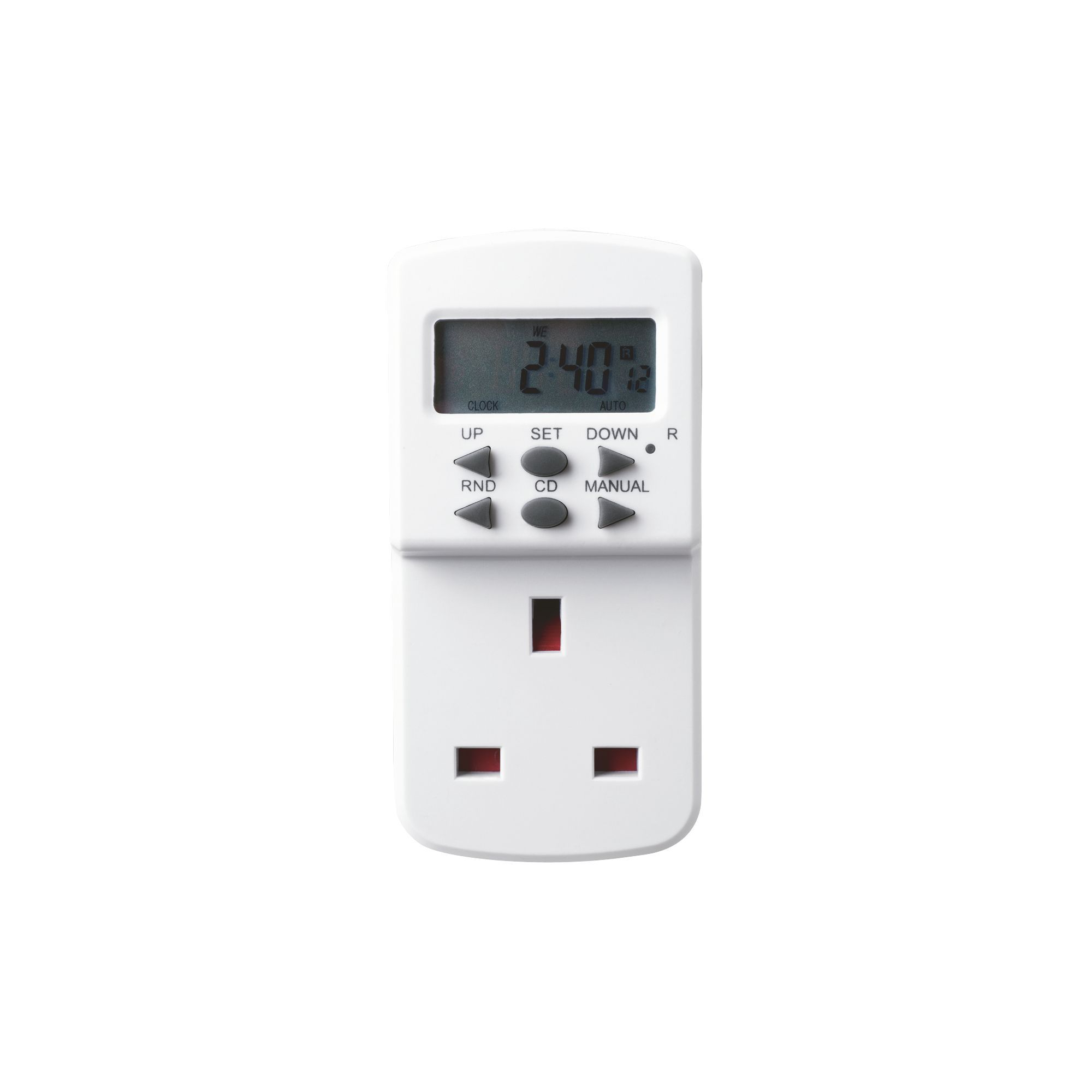 How To Trade >> Masterplug Programmable Timer | Departments | TradePoint
