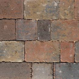 Royale Monksbridge Mixed Size Block Paving, Pack of