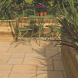 Cotswold Old Town Mixed Size Paving Pack (L)280