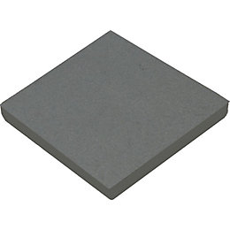 Dark grey Smooth Natural Sandstone Paving slab (L)4570