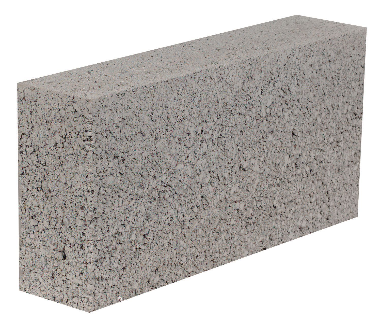 Aggregate Industries Grey Concrete Dense Block H 215mm W