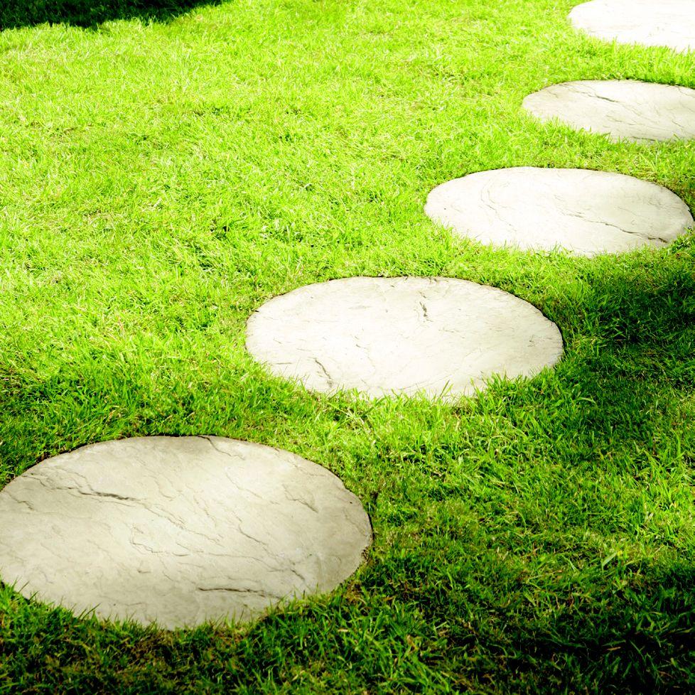Circular Stepping Stone Cotswold Paving Pack Departments Diy At B Q
