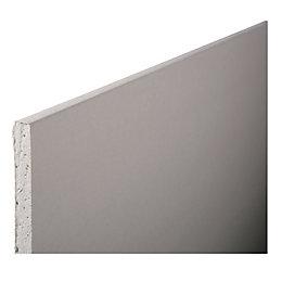 Gyproc Standard Square edge Plasterboard (L)1800mm (W)900mm